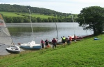 An away day to Bala for socialising and sailing
